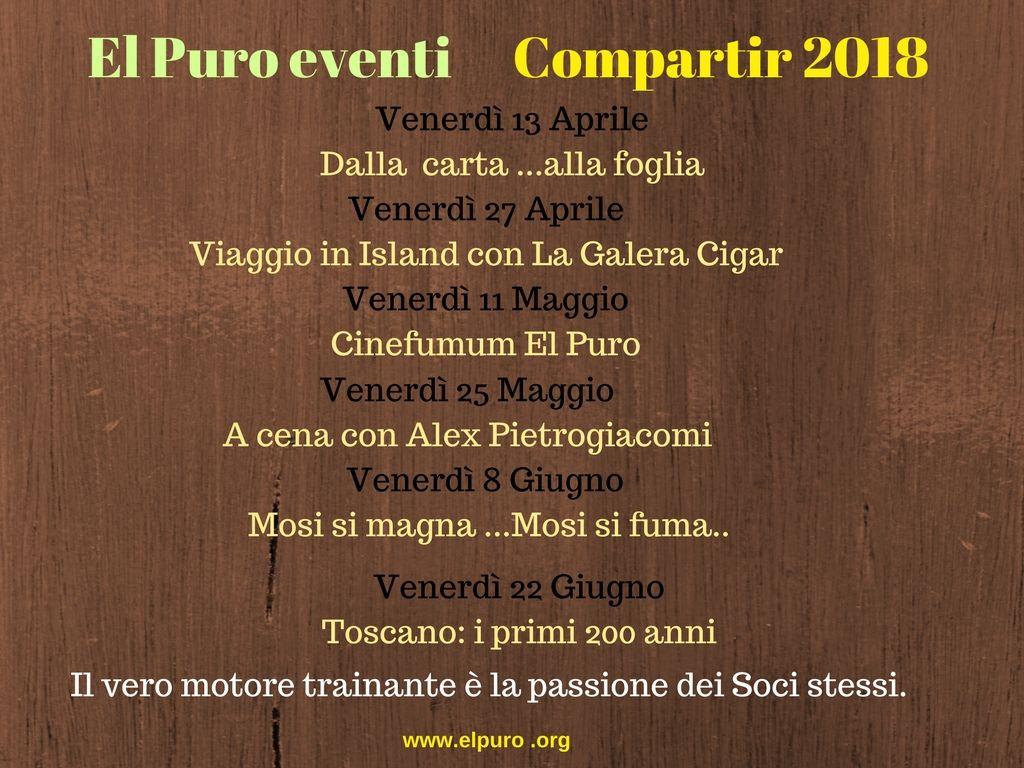 EL PURO COMPARTIR 2018-2°trimestre
