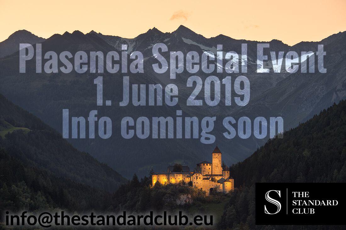 plaaencia special event