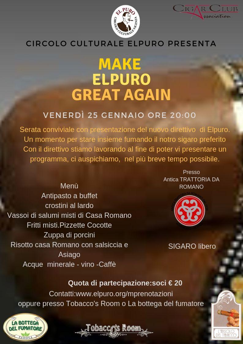 make elpuro great again