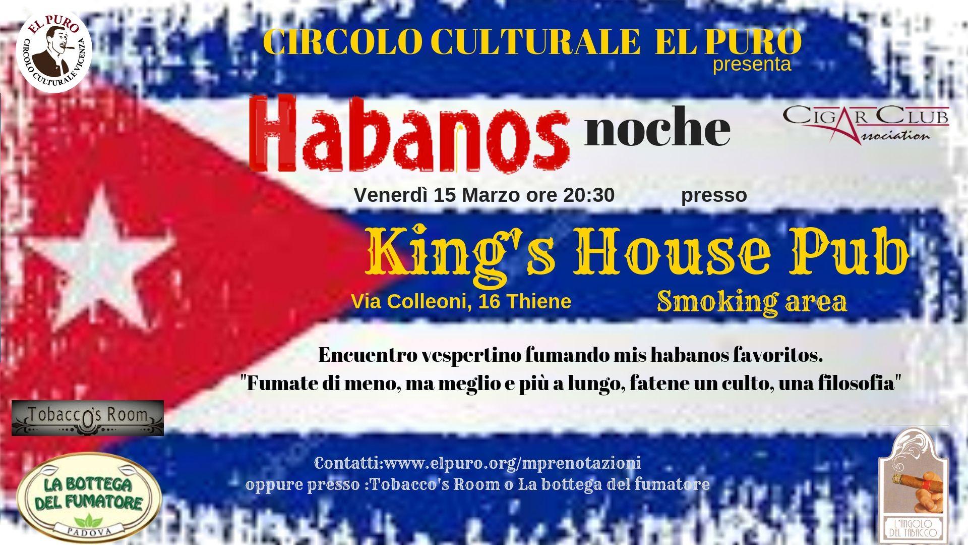 HABANOS NOCHE