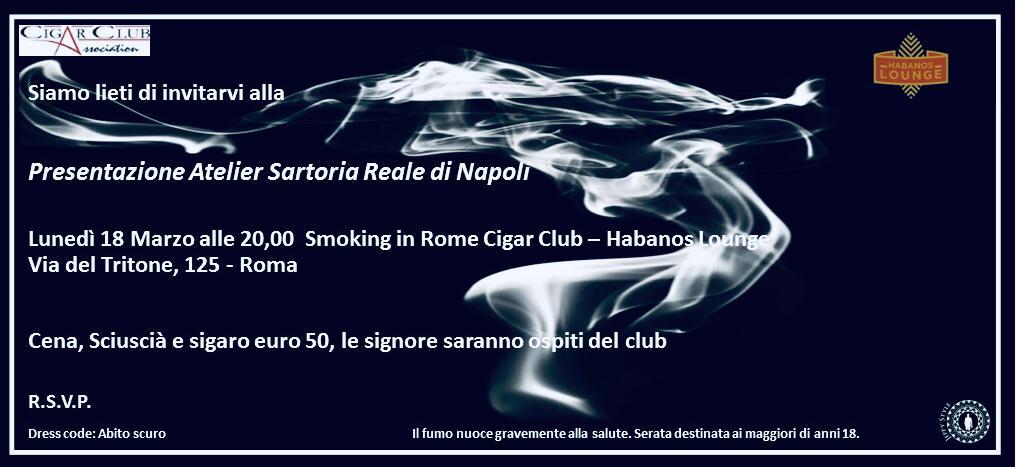 SMOKING ROME CIGAR LOUNGE