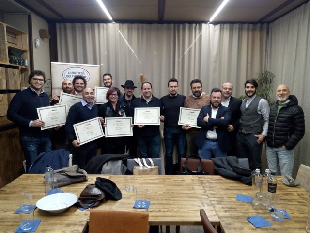 Academia Habanos 2019 gruppo