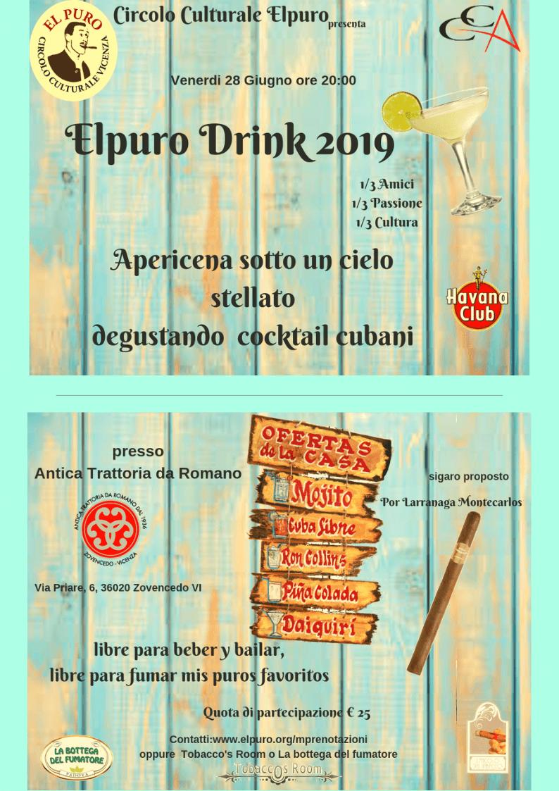 Elpuro Drink 2019